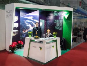 exhibition stand in Cannes