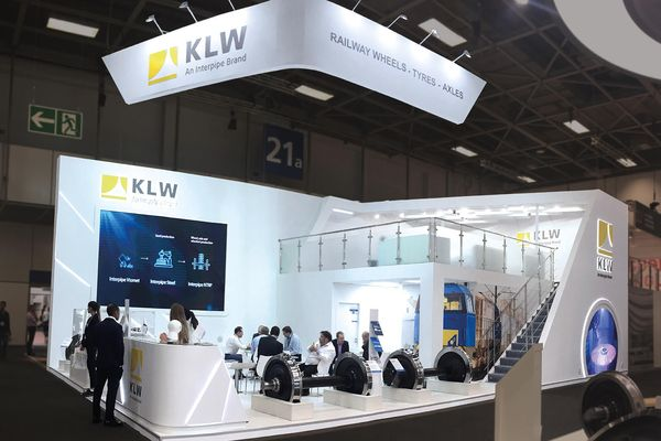 branding exhibition stand in Germany