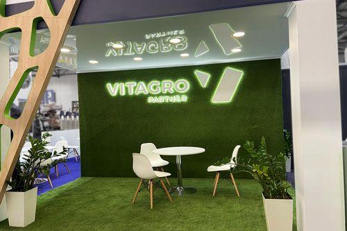 exhibition stand in Paris