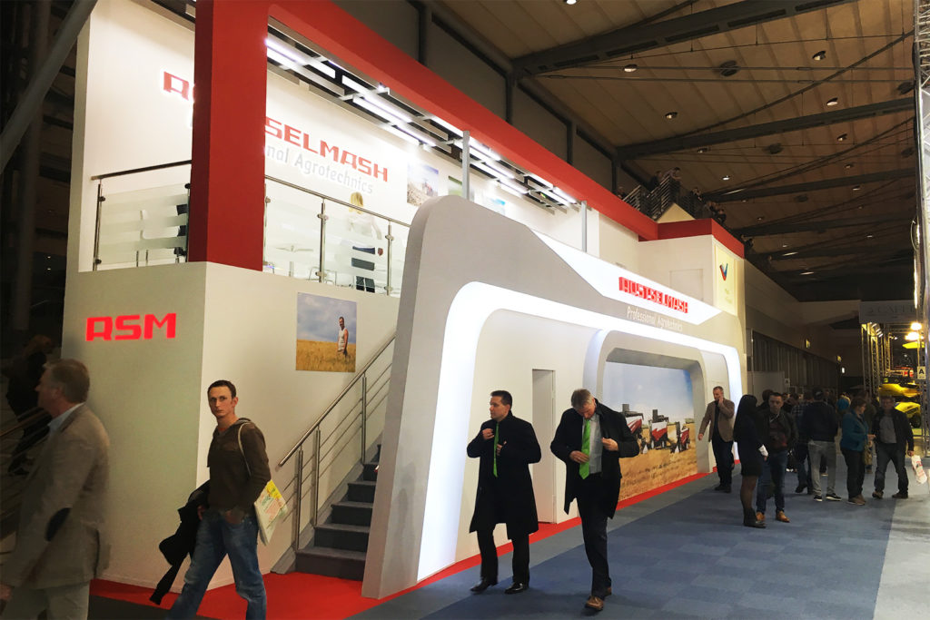 WE PLAN, REALIZE AND BUILD YOUR EXPO STAND  WORLDWIDE